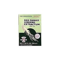 Superior red panex ginseng extractum for tea - 1.76 oz
