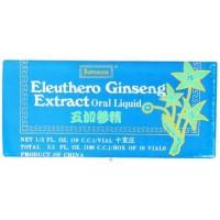 Superior eleuthero ginseng extract oral liquid - 3.3 oz