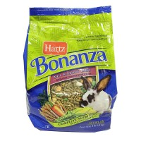Hartz bonanza pet rabbit diet - 4 lb