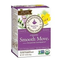 Traditional Medicinals Organic Smooth Move Tea Bags - 16 ea