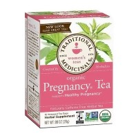 Traditional Medicinals Caffeine Free Organic Pregnancy Herbal Tea Bags - 16 ea