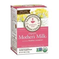 Traditional Medicinals organic mother milk wrapped tea bags - 16 ea