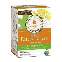 Traditional Medicinals Organic Eaters Digest Herbal Tea, Peppermint - 16 ea