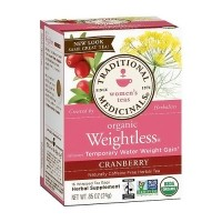 Traditional Medicinals Weightless Cranberry Organic Herbal Tea Bags - 16 ea