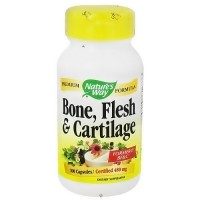 Natures Way Bone, Flesh And Cartilage Support 480 mg Capsules - 100 Ea