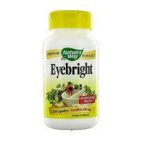 Natures Way Eyebright Supportive Blend Capsules - 100 ea