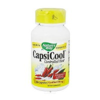 Natures Way CapsiCool Controlled Heat Cayenne Capsules - 100 Ea