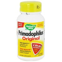 Natures way primadophilus original true potency capsules - 90 ea