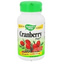 Naturesway Cranberry Fruit Capsules For Urinary Health - 100 Ea