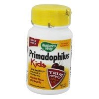 Nature's way - primadophilus kids cherry, chewable tablets - 30 ea