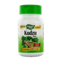 Natures Way Premium Herbal Kudzu Root Liver Tonic Capsules - 50 ea