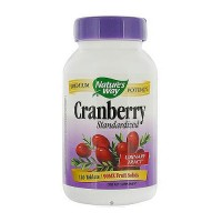 Naturesway Standardized Cranberry Tablets For Urinary Tract - 120 Ea