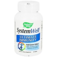 Natures Way SystemWell Ultimate Immune System Tablets - 90 ea