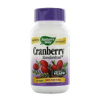Cranberry Standardized Extract Vegetarian Capsules By Naturesway - 60 Ea