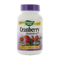 Naturesway Cranberry Standardized Extract Vegetarian Capsules - 120 Ea