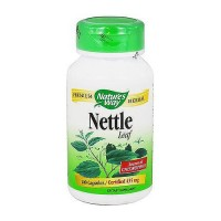 Natures Way Nettle Leaf Premium Herbal Capsules - 100 ea