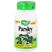 Natures Way Premium Herbal Parsley Leaf Capsules - 100 ea