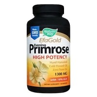 Natures Way EFA Gold Evening Primrose 1300 mg Softgels - 60 ea