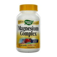 Natures Way Magnesium Complex Citrate Blend Capsules - 100 ea