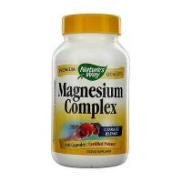 Natures Way Magnesium Complex Citrate Blend Capsules - 100 ea