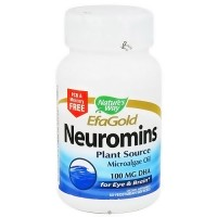 Natures Way EfaGold Neuromins 100 mg DHA Softgels - 60 ea