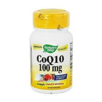 Naturesway CoQ10 100 mg Softgels For Cellular Energy Production, 30 Ea