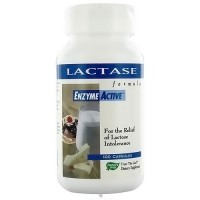 Natures Way Lactase Enzyme Active Formula 690 mg Capsules - 100 ea