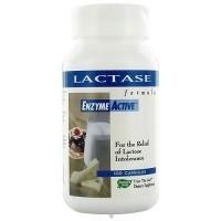 Natures Way Lactase Enzyme Active Formula 690 mg Capsules - 100 ea