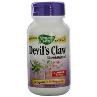 Natures Way Devils Claw Standardized Capsules, Comfort Tonic - 90 ea