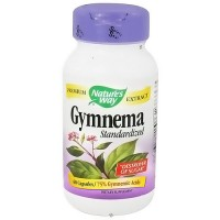 Natures Way Premium Gymnema Standardized Extract 260 mg Capsules - 60 ea