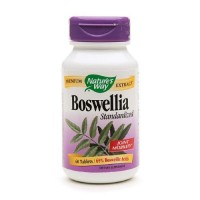 Natures way boswellia standardized tablets - 60 ea