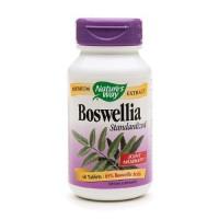 Natures way boswellia standardized tablets- 60 ea