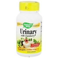 Natures Way Urinary Capsules with Cranberry For Urinary Tract Health - 100 ea