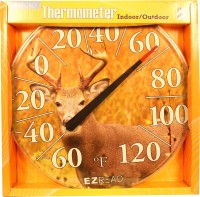 Headwind Consumer ezread dial thermometer buck - 12.5 inch, 6 ea