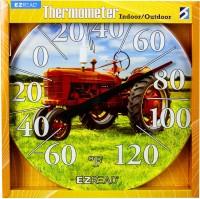 Headwind Consumer ezread dial thermometer red tractor - 12.5 inch, 6 ea