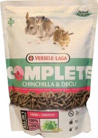 Goldenfeast, Inc. complete chinchilla & degu - 1.1 lb, 6 ea