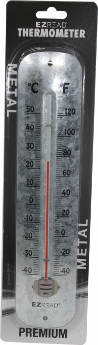 Headwind Consumer metal themometer - 12 inch, 6 ea