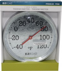 Headwind Consumer metal dial thermometer - 8 inch, 6 ea