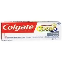 Colgate total advanced clean toothpaste - 4 oz