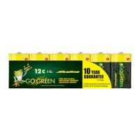 Gogreen Power, Inc. alkaline battery - c/12 pack, 12 ea