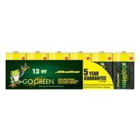 Gogreen Power, Inc. alkaline battery - 9 volt/12 pack, 20 ea