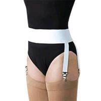 Garter belt 36  39 w/velcro - 1 ea