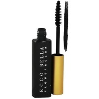 Ecco Bella FlowerColor Natural Mascara, Black - 0.38 oz