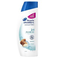 Head and Shoulders 2IN1 Dandruff Shampoo Plus Conditioner, Dry Scalp Care - 14.2 OZ