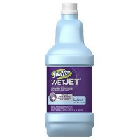 Swiffer wet jet multi-purpose cleaner with febreze fresh scent - 1.25 liters