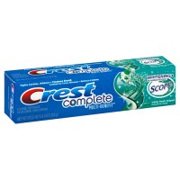 Crest whitening plus scope minty fresh striped toothpaste - 3 ea