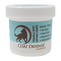 Coat Defense trouble spot dog drying paste - 5oz, 90 ea