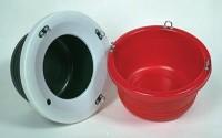 Horsemen'S Pride Inc large feed tub - 30 quart, 12 ea
