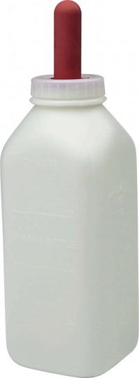 Miller Mfg Co Inc P little giant bottle with screw on nipple - 2 quart, 12 ea