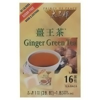 Prince of peace Ginger Green Tea - 16 bags